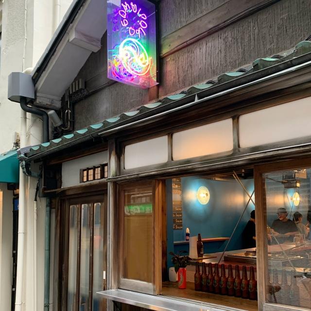 """最先端スポット日本橋兜町にオープンしたストックホルムのクラフトビールブランド""""オムニポロ""""へ_1_1"""