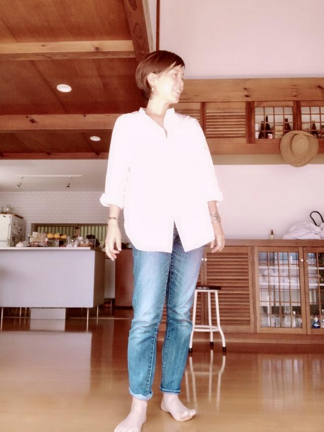 40代ファッションはシンプルに爽やかに_1_1