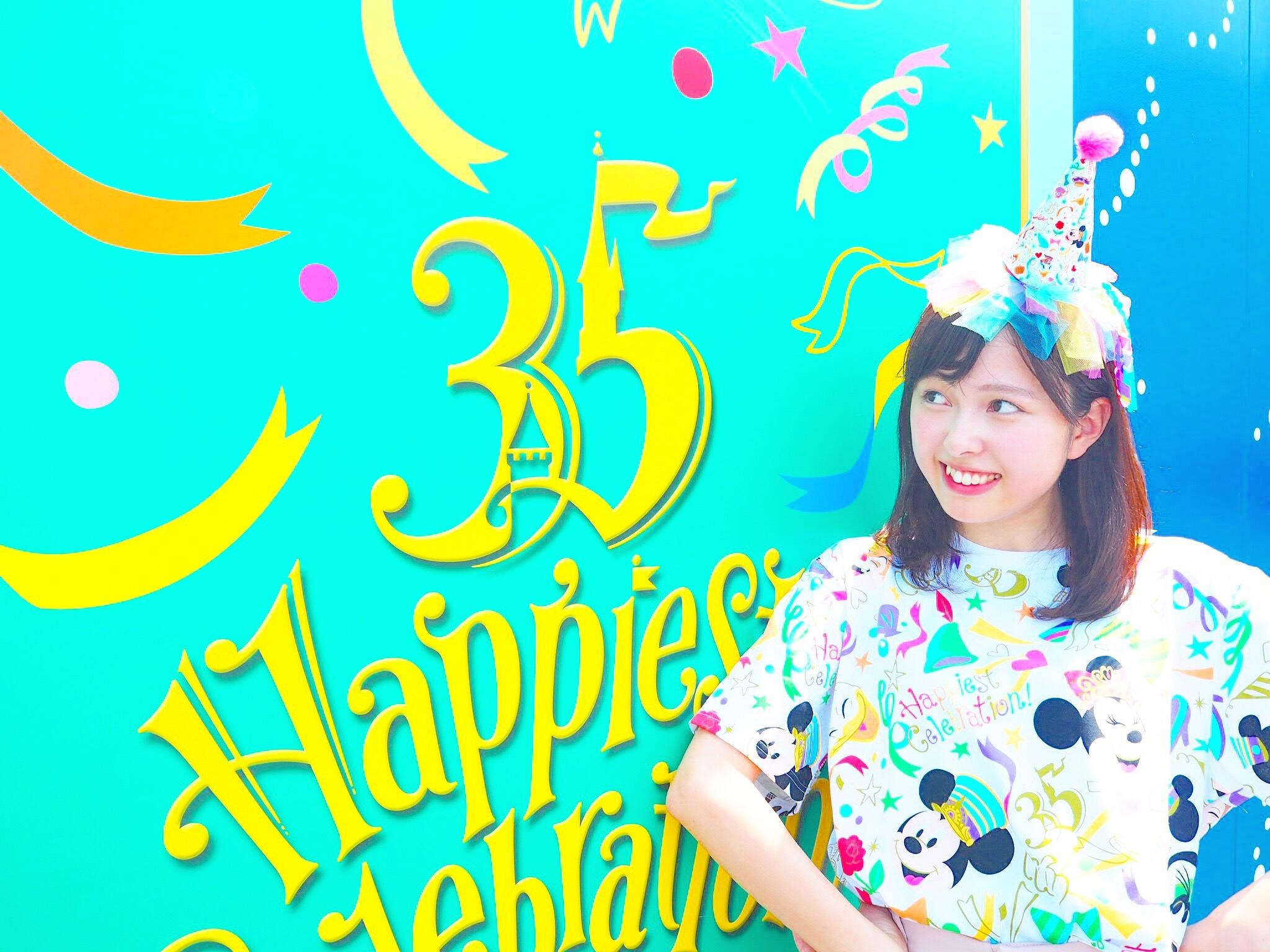 まいにちが祝祭!35周年ディズニー穴場フォトスポット♡_1_1