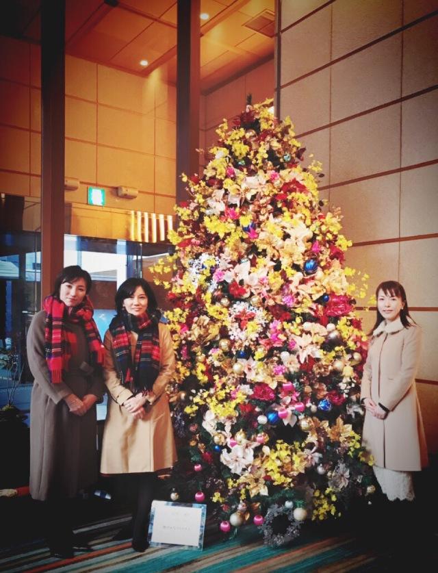 Happy holidays!! 美女友達とクリスマス気分満喫♥_1_7