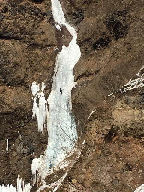 アラフォーのアウトドアな週末~日光雲竜氷瀑ツアーへ~_1_3-1