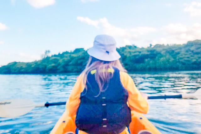 【さかぽんの冒険♪Vol.2】竹富島&石垣島マングローブのカヌー体験❤️_1_5
