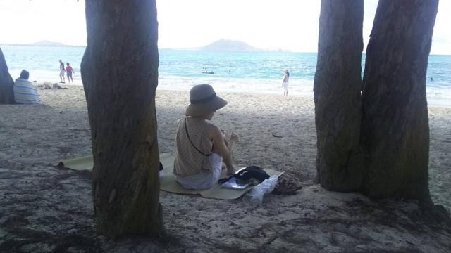 hawaii 夏休み④_1_2