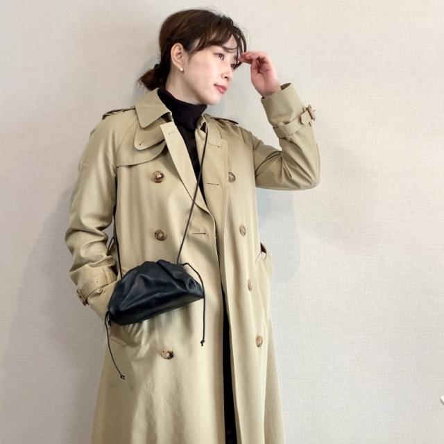 私のトレンチコートは、今年もこの2着で♡_1_1