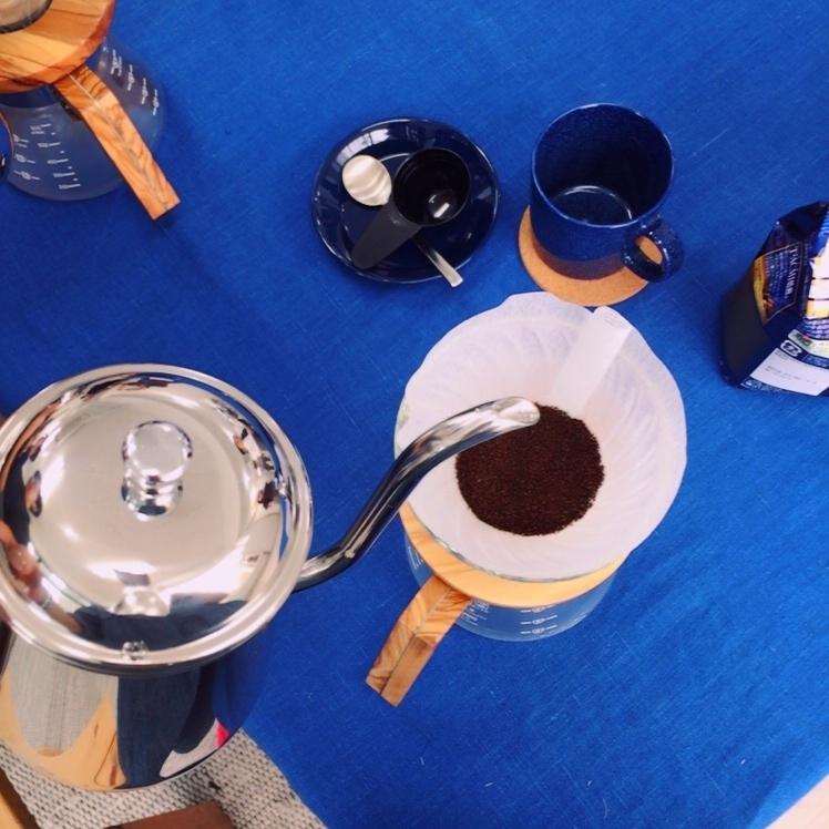 「COFFEE&BLUE」を愉しむ_1_2