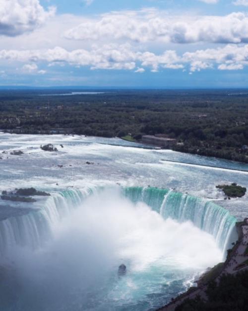 ナイヤガラの滝とアメリカ大陸東から西へ_1_1-1