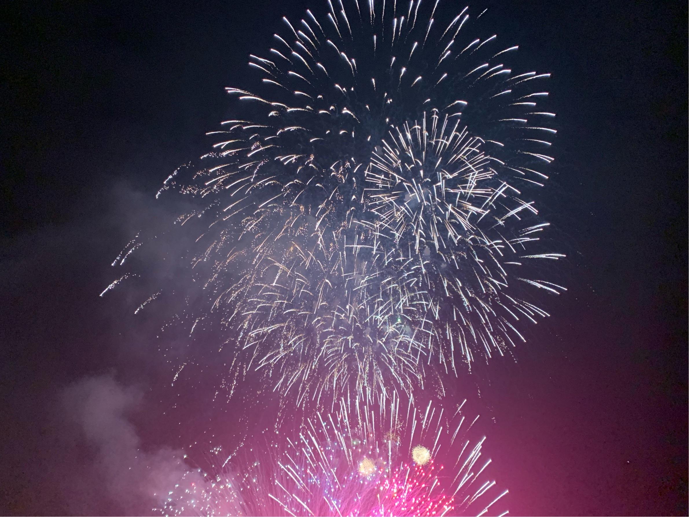 【花火大会】横浜開港祭☆*。_1_2-1