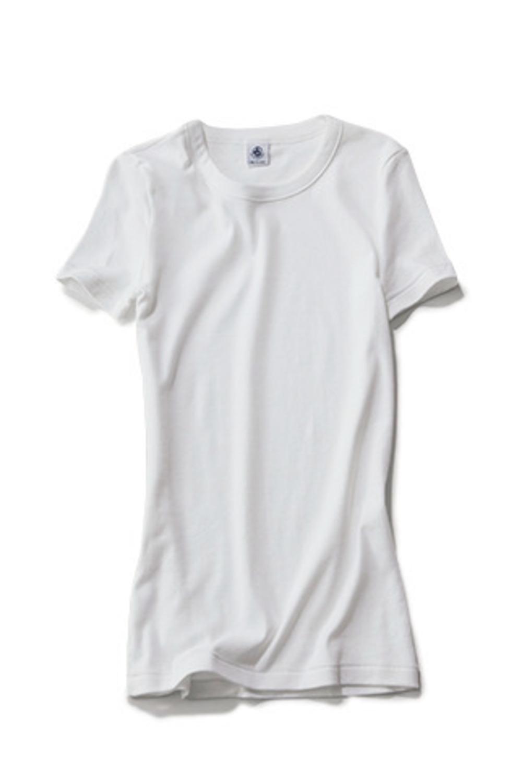ファッション プチバトーのTシャツ