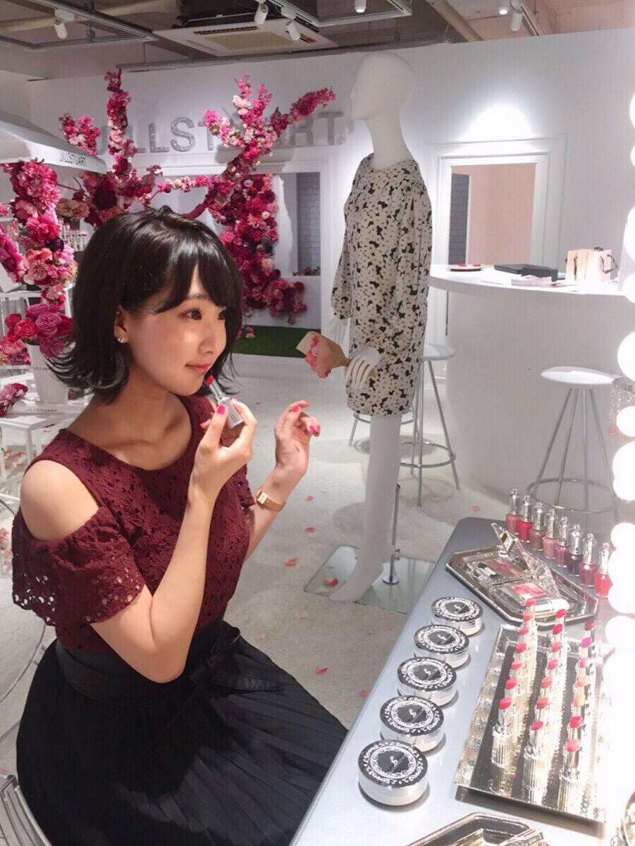 """【 第53回❤︎ 】9/1発売 新作コスメ!""""JILL STUART Dreamy Gallery""""へ*_1_8-1"""