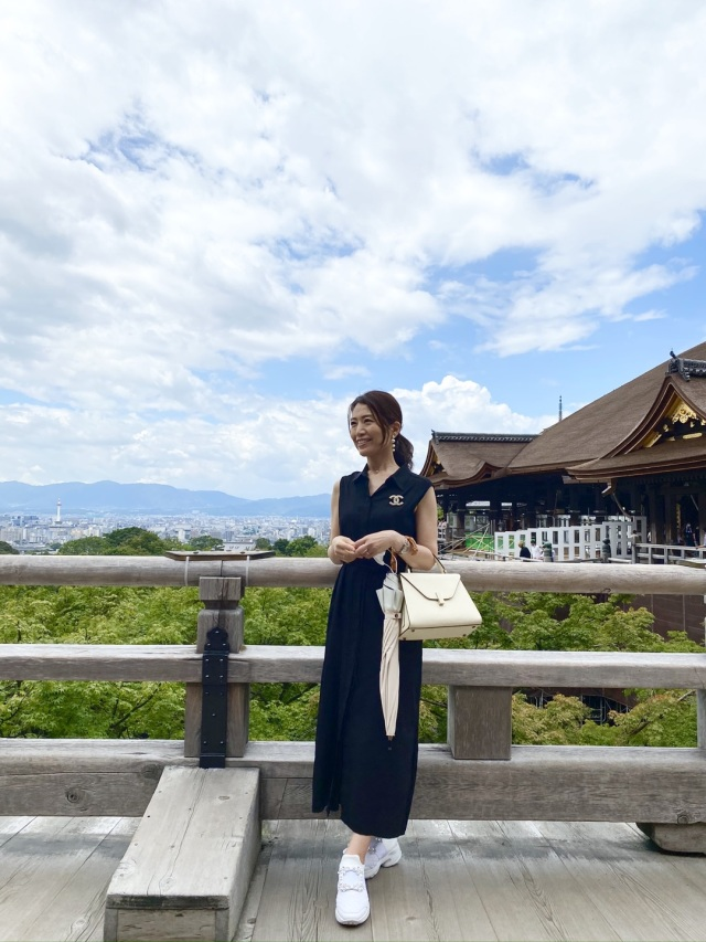 夏の京都の観光へ_1_5
