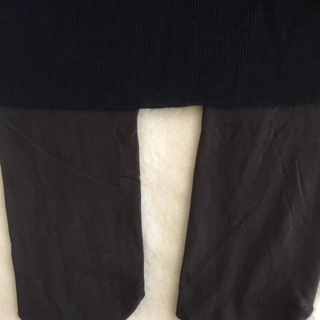 11月号付録「マリソル×ストラスブルゴ ニュアンスグレー<美脚タイツ>」美女組の着こなしは?_1_13-3