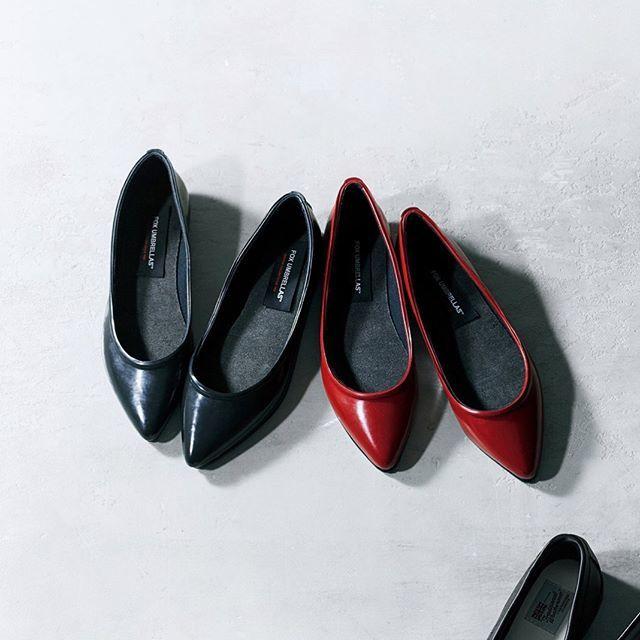 """突然晴れてもおしゃれに過ごせる""""普段履きOK""""の「雨の日靴」_1_3"""