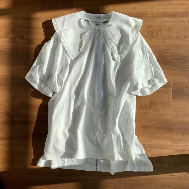 【yori】Tシャツ(ホワイト)