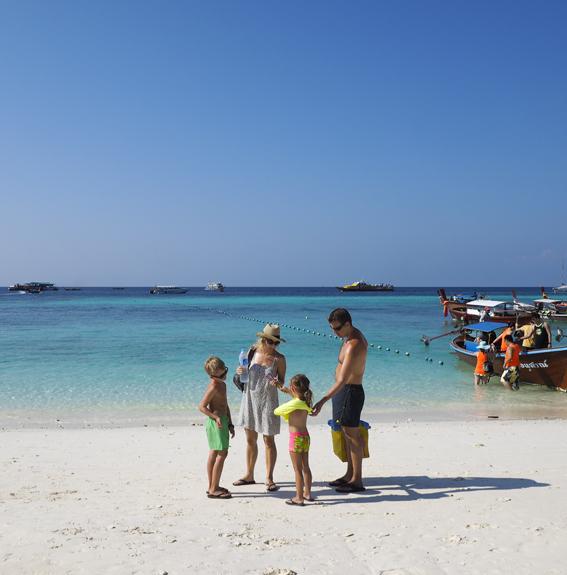 タイビーチのビーチを楽しむ、離島のホテル5選(リペ/クラダン/サメット/パンガン/チャン) _1_2-5