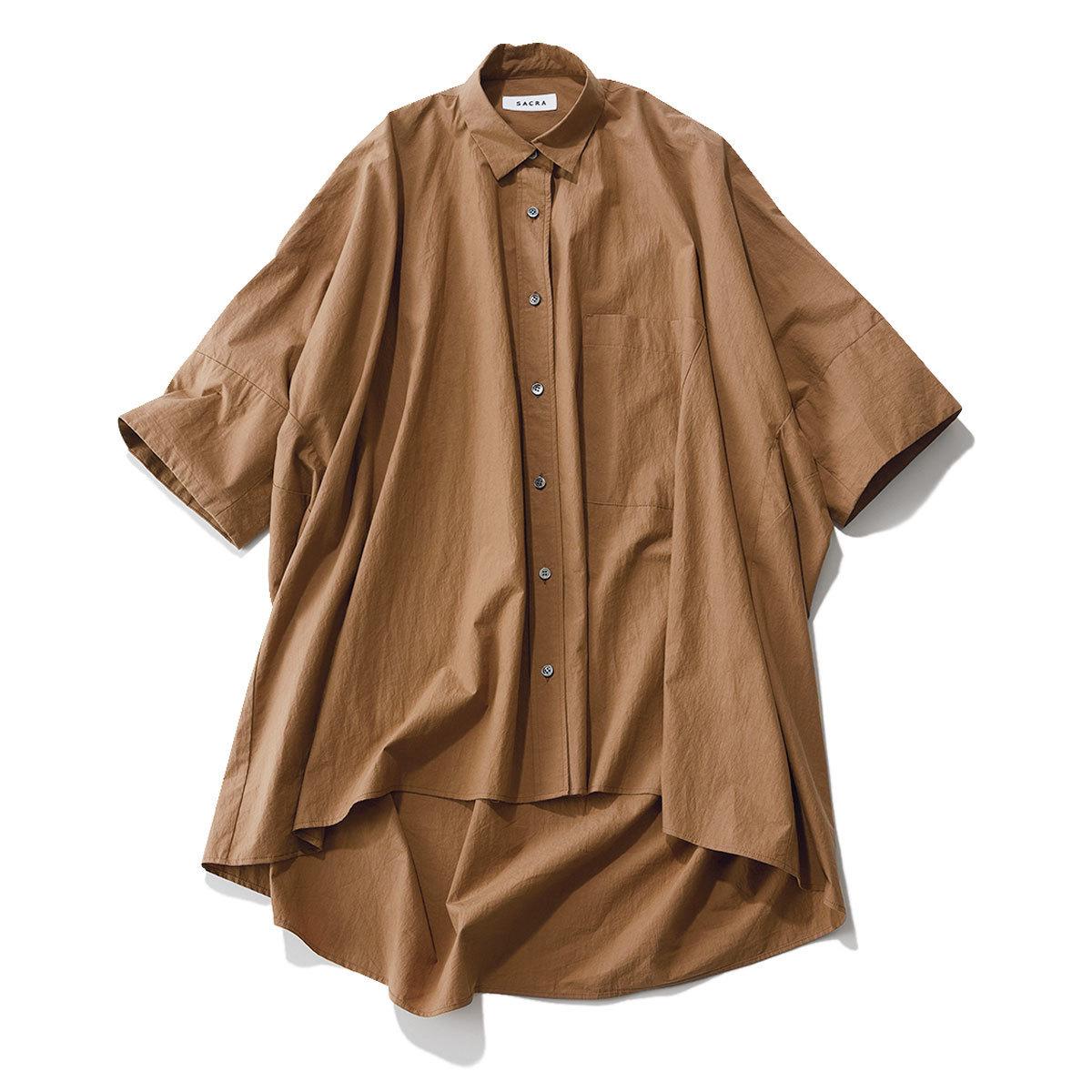 ■サクラのゆるっとシャツ