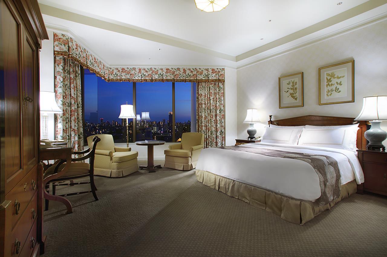 ホテル椿山荘東京とL'OCCITANE(ロクシタン)のコラボプラン「桜ステイプラン」シティビュー