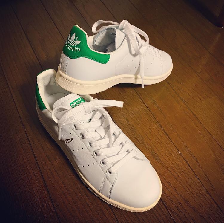 旅靴はガシガシ歩ける超定番。adidasの「STAN SMITH」に決定! _1_1