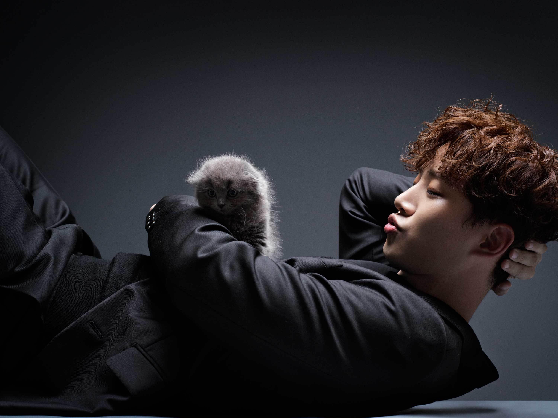 応募開始!BAILA公式サイト「@BAILA」でJUNHO(From 2PM)のメイキング動画をチェック_1_1