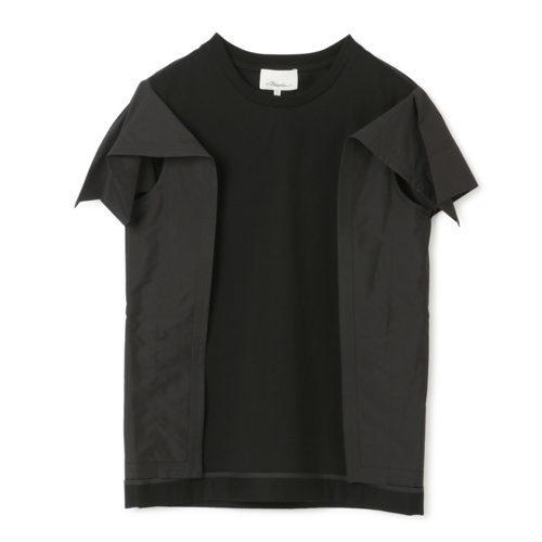 3.1 Phillip Lim ラッフルスリーブTシャツ