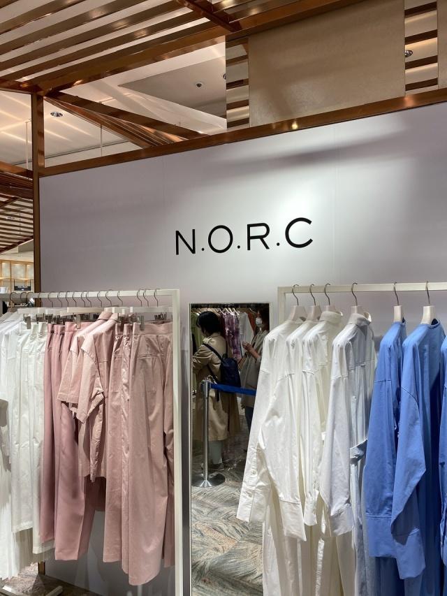 【N.O.R.C】ボリューム袖ブラウスでオールホワイトコーデ♪_1_2-1