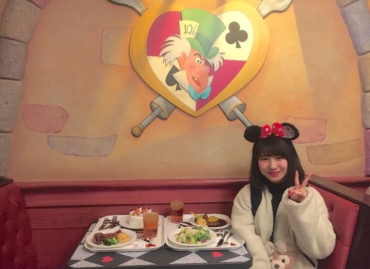 Disney land❤︎いきなりでも誕生日を祝えちゃう!_1_3-2
