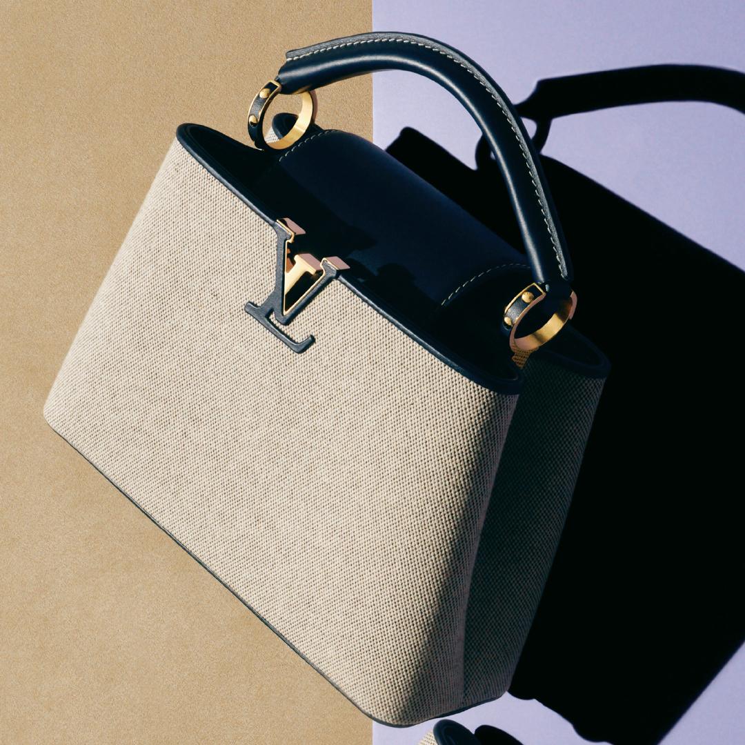 ルイ・ヴィトンのバッグ「カプシーヌ BB」