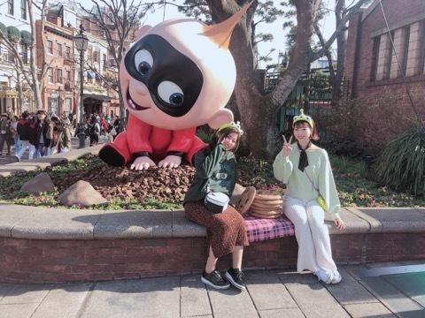 #休日かなめ旅 【 東京ディズニーシー ③ 】フォトスポット編_1_3-1