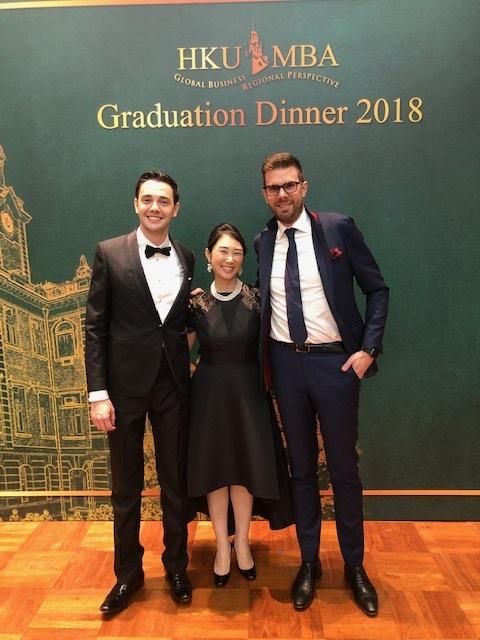 Graduation Party - MBAを卒業しました!_1_6