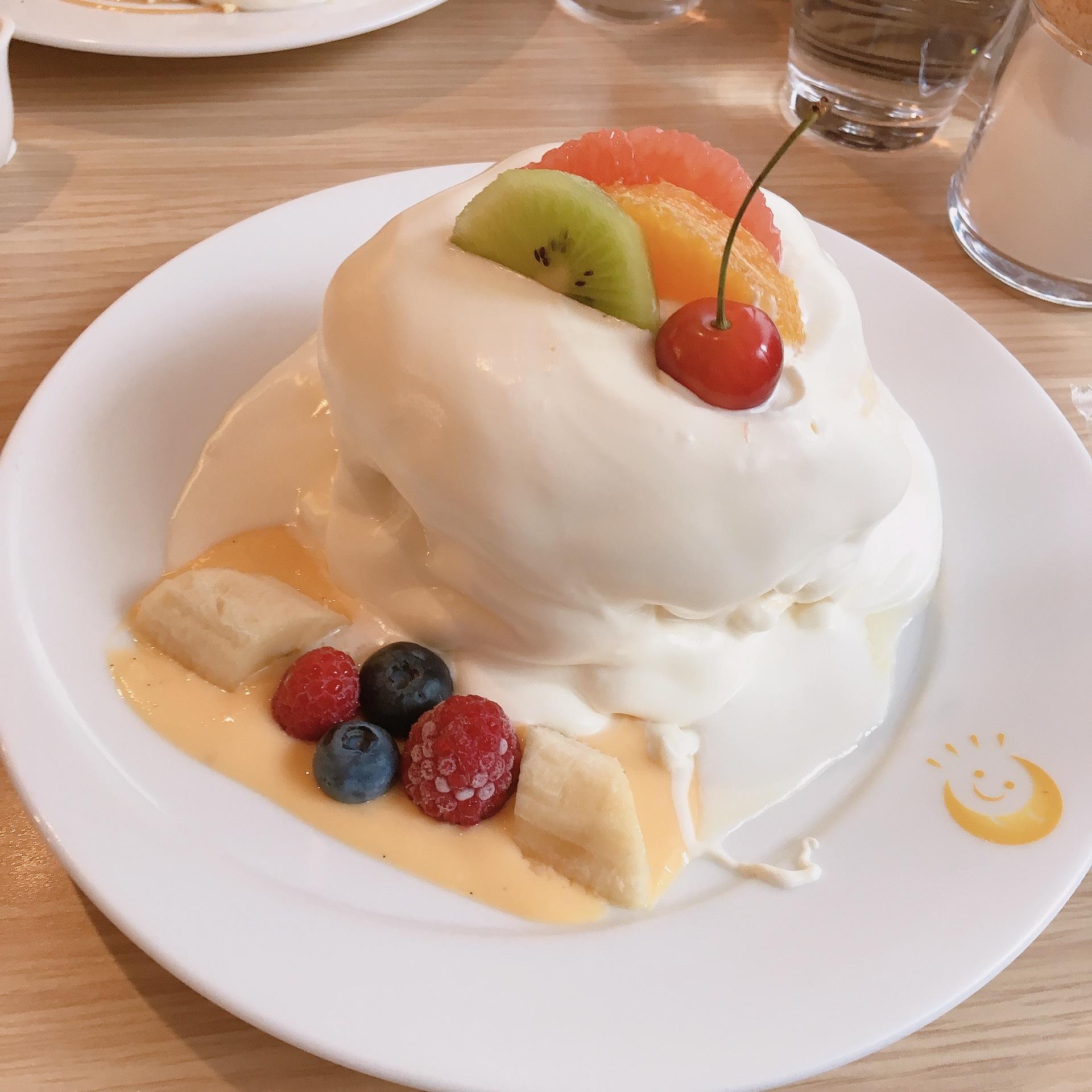 SNSで【美味しすぎる】と話題☆ 究極のパンケーキ「茶香」が凄い_1_5