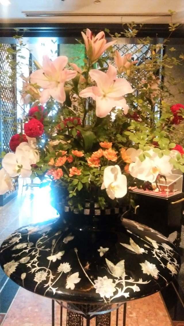 ウェスティンホテル東京「広東料理・龍天門」でラグジュアリーな女子会ランチ_1_2-2