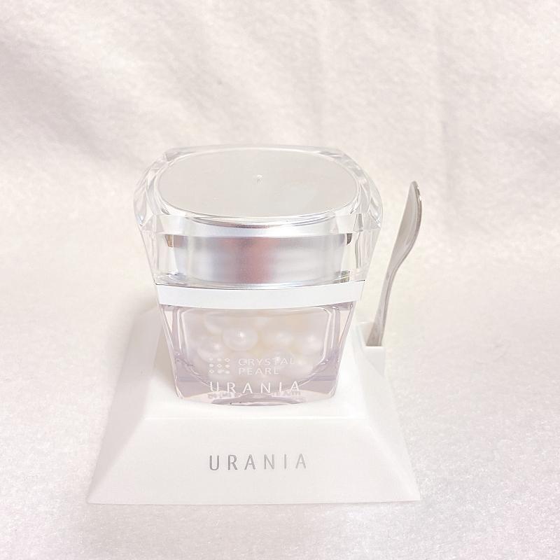 URANIAの新製品はジェル状美容液のクリスタルパール