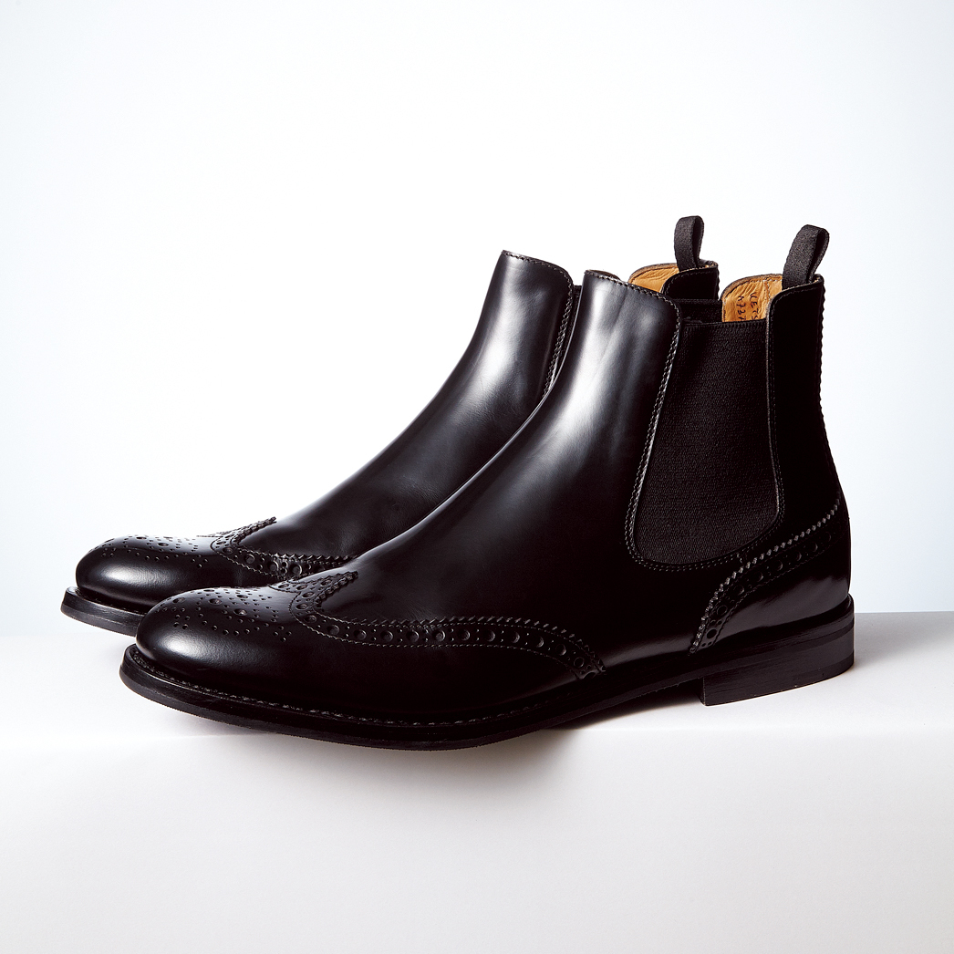 「男前ショート」ブーツは、上質素材と美シルエットで大人の品格をアピール_1_2