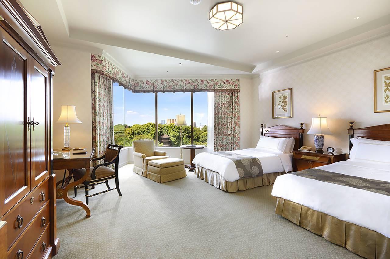 ホテル椿山荘東京とL'OCCITANE(ロクシタン)のコラボプラン「桜ステイプラン」ガーデンビュー