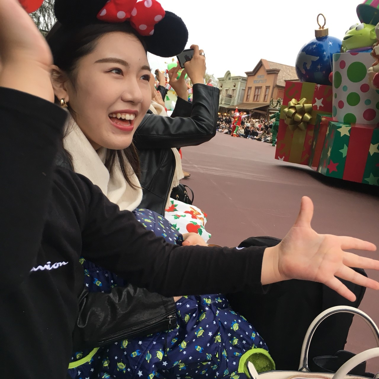 【ディズニー】クリスマスは美味しい可愛い!_1_3