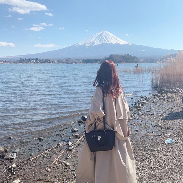 【 山梨 ➀ 】富士山が眺められる ドライフラワーカフェ _1_7