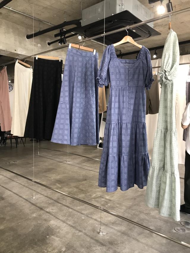 服を大切にする女性に向けたブランド【Rut ラット】 2021SS展示会へ_1_4-2