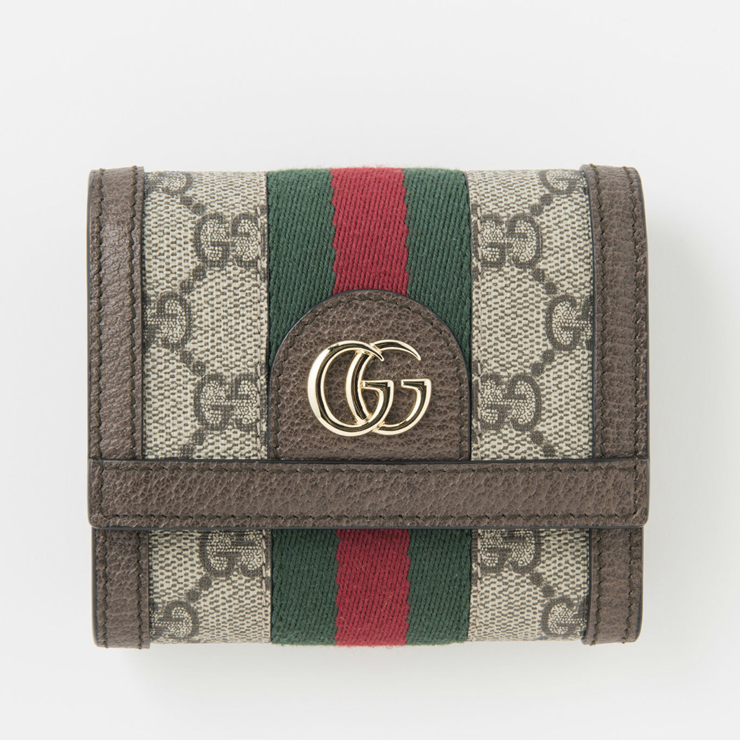 designer fashion be2ff 05be6 長く愛せるGGパターンが正解! 憧れグッチのお財布&キーケース4 ...
