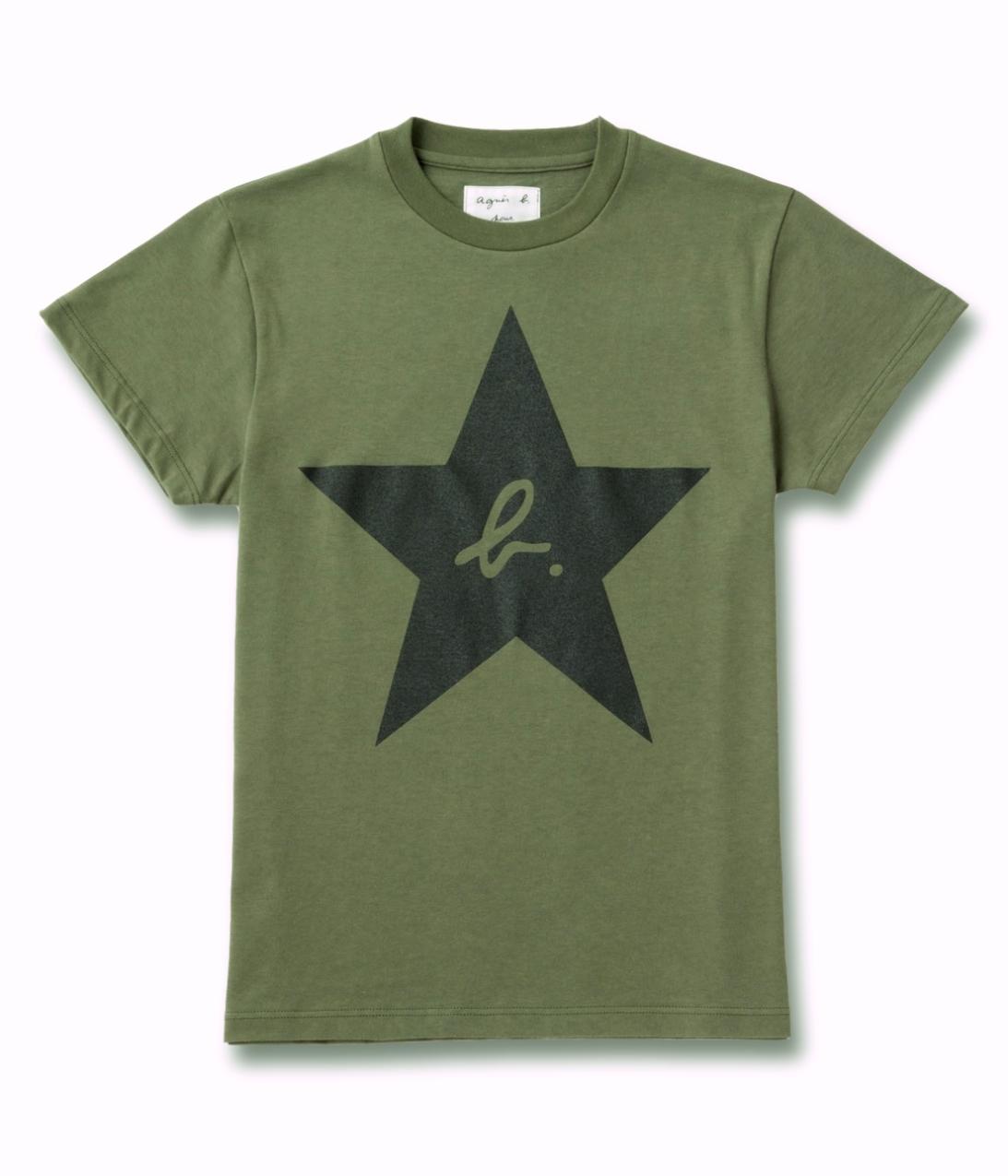 ADAM ET ROPÉがagnès b.とコラボレーション。ロゴをポイントにしたTシャツを発売。_1_2-3