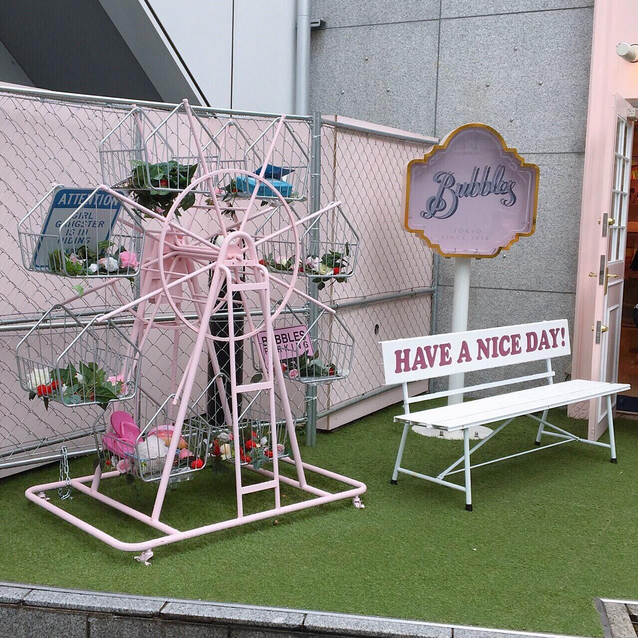 【 第55回❤︎ 】表参道 原宿カフェ&フォトスポット巡り!with菜美子ちゃん*_1_9-2
