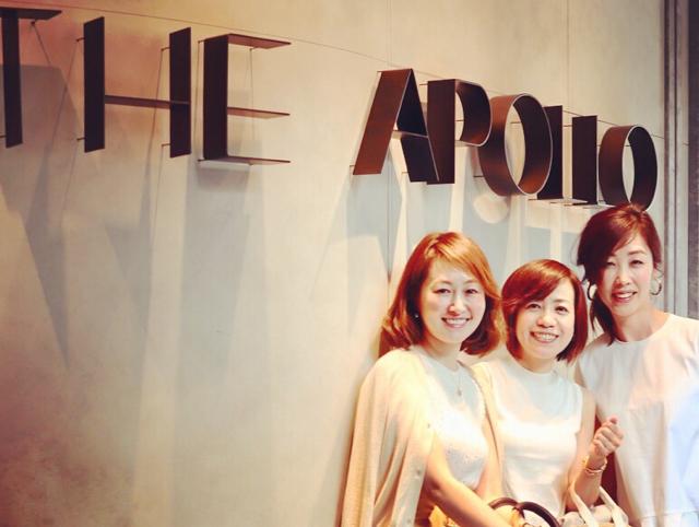 女子会がいっぱい!【THE APOLLO】で同期会♪_1_5