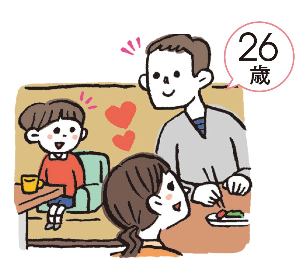 社会人になって、婚活サービスに入会&26歳で結婚した人のリアル_1_2-3
