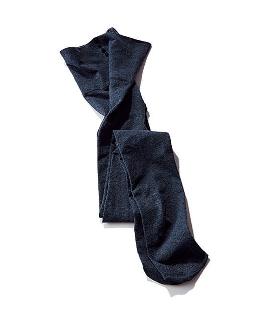 新顔ゆるデニムに靴下&タイツを合わせて、あったかコーデ_1_3