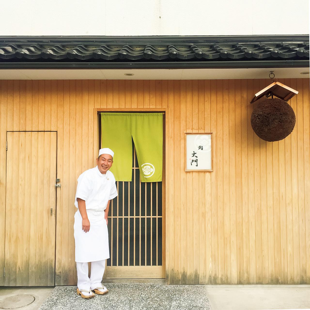 足をのばして訪ねたい 優雅な味わいの名店 鮨 大門_1_7