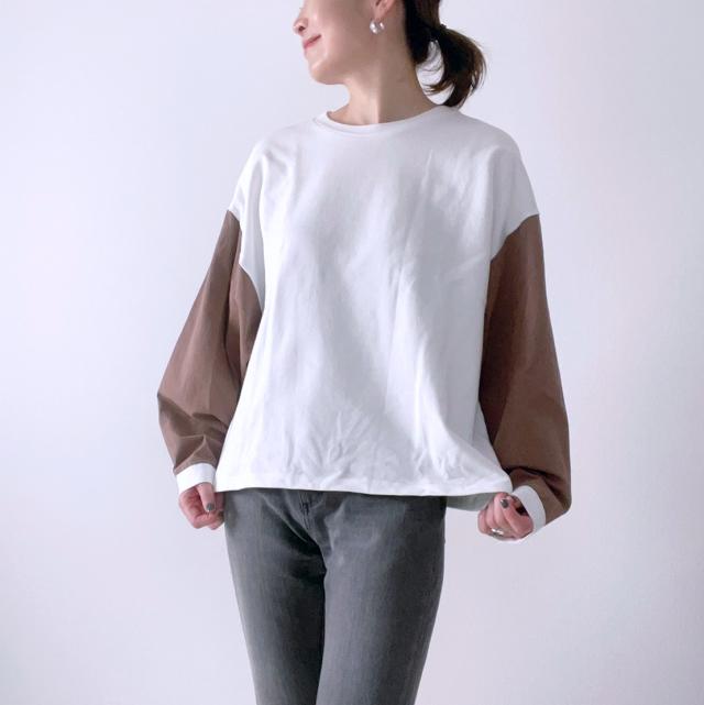 ZARAのデザイン性あるコスパシャツ_1_2