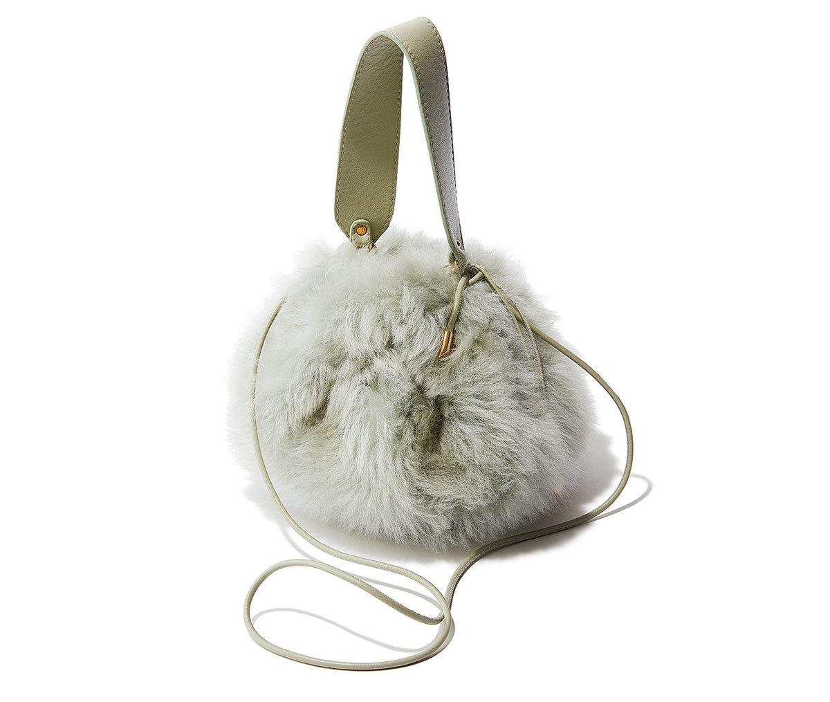 ANITA BILARDIのファーバッグ