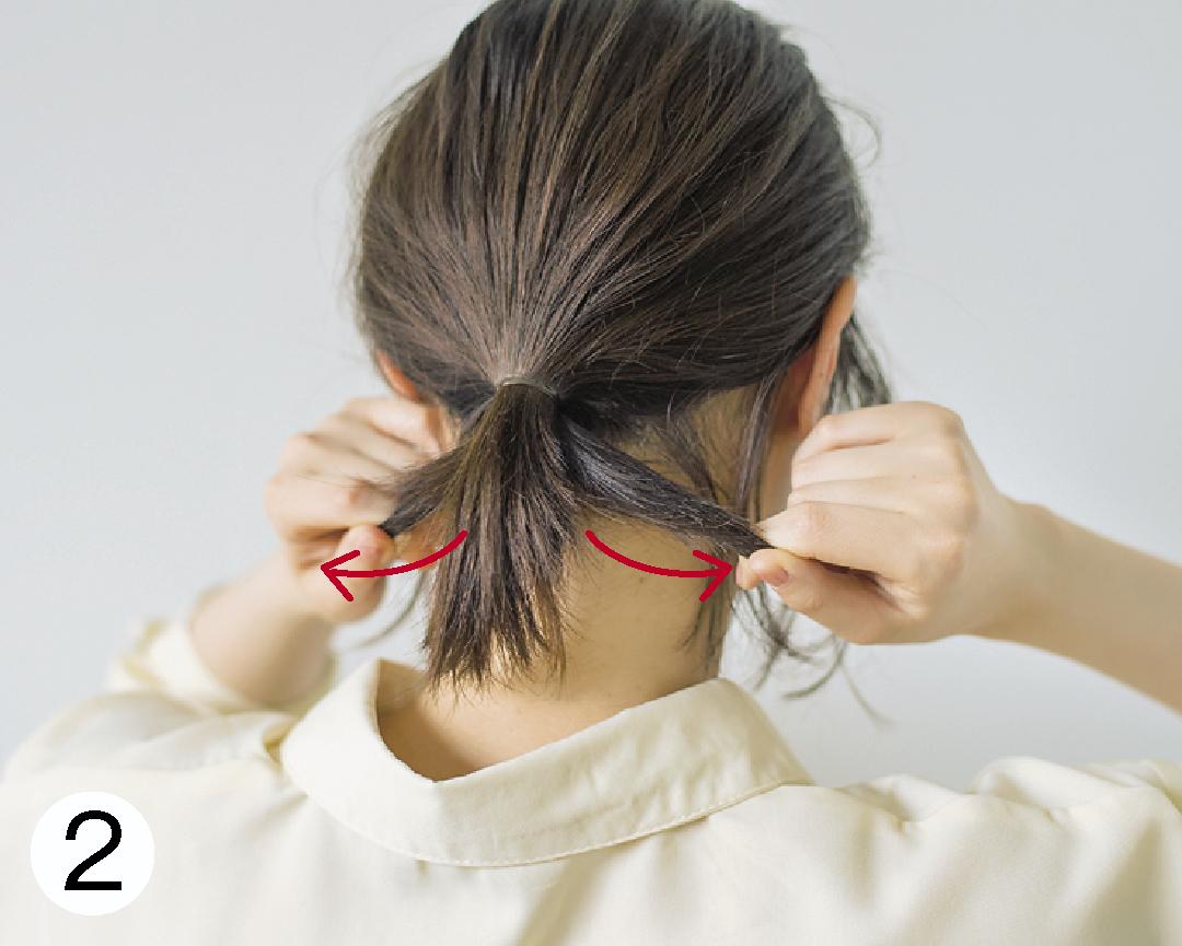 西野七瀬の#彼女感なまとめ髪♡ ボブの簡単一つ結びが少しの工夫で色っぽに!_1_3-2