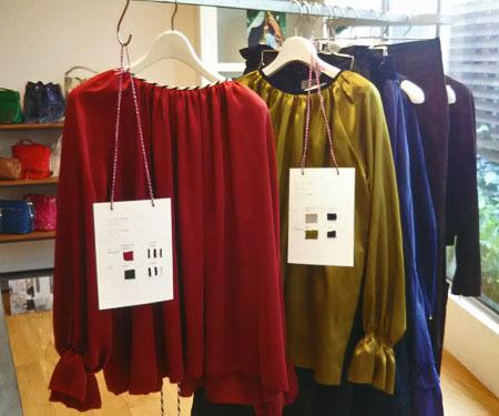 BOUTIQUE TOKYO DRESS 秋冬展示会に行ってきました_1_4