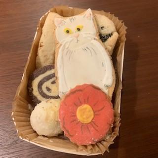 猫のアイシングクッキーほか詰め合わせセット
