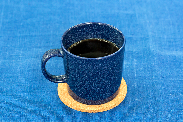 マリソル美女組コーヒーマニアがお試し! 「青」と一緒に愉しむ、大人のコーヒー時間_1_2-2