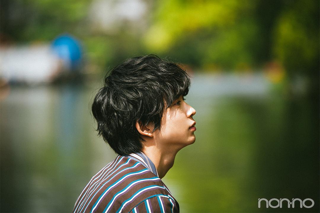 鈴木仁とボートに乗って、2人きりの優しい時間♡【連載「今月の彼氏」ウェブ限定版】_1_1-1